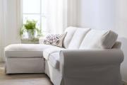 Фото 10 Чехлы на угловой диван: варианты обновления мебельной обивки и мастер-класс по пошиву
