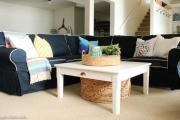 Фото 18 Чехлы на угловой диван: варианты обновления мебельной обивки и мастер-класс по пошиву