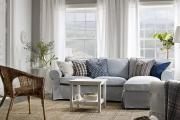 Фото 19 Чехлы на угловой диван: варианты обновления мебельной обивки и мастер-класс по пошиву