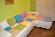 Фото 26 Чехлы на угловой диван: варианты обновления мебельной обивки и мастер-класс по пошиву
