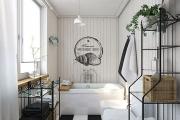 Фото 2 Черно-белая графика в интерьере (70+ фото): подборка восхитительных идеи дизайна для квартиры и дома