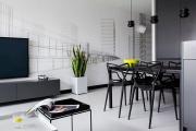 Фото 8 Черно-белая графика в интерьере (70+ фото): подборка восхитительных идеи дизайна для квартиры и дома
