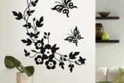 Фото 29 Черно-белая графика в интерьере (70+ фото): подборка восхитительных идеи дизайна для квартиры и дома
