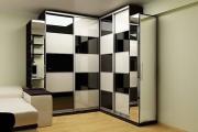 Фото 11 Выбор дизайнеров: 60+ фотоидей для лаконичного интерьера с черно-белым шкафом