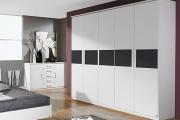 Фото 19 Выбор дизайнеров: 60+ фотоидей для лаконичного интерьера с черно-белым шкафом