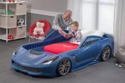 Фото 3 Детская кровать-машина для мальчика (60+ фото): критерии выбора, сравнение цен и когда ее действительно стоит покупать?