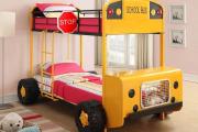 Фото 4 Детская кровать-машина для мальчика (60+ фото): критерии выбора, сравнение цен и когда ее действительно стоит покупать?