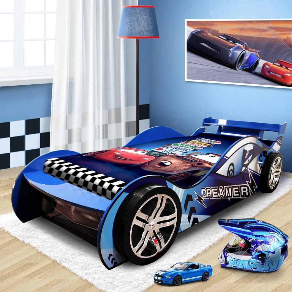Кровать-машина для мальчика (60 фото) ✅️ Цены, модели, описание
