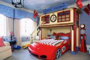 Фото 15 Детская кровать-машина для мальчика (60+ фото): критерии выбора, сравнение цен и когда ее действительно стоит покупать?