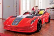 Фото 16 Детская кровать-машина для мальчика (60+ фото): критерии выбора, сравнение цен и когда ее действительно стоит покупать?