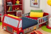 Фото 26 Детская кровать-машина: критерии выбора и когда ее действительно стоит покупать?