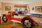 Фото 27 Детская кровать-машина для мальчика (60+ фото): критерии выбора, сравнение цен и когда ее действительно стоит покупать?