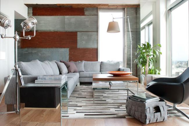Модульная мебель для зоны отдыха
