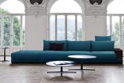 Фото 3 Диван Монако — элегантные тренды: обзор прямых и угловых моделей в интерьере