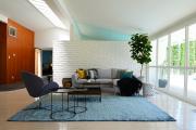 Фото 24 Диван Монако — элегантные тренды: обзор прямых и угловых моделей в интерьере