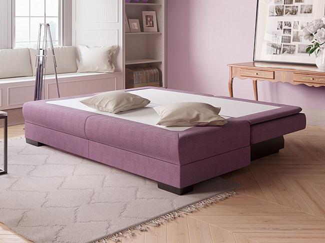 Диван Easy Home Hard уникален тем,что можно выбрать подходящую жесткость спального места