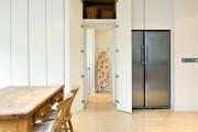 Фото 3 Двери скрытого монтажа: 60+ стильных вариантов маскировки проема