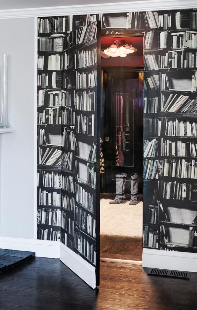 Межкомнатные двери скрытого монтажа ✅️Модели, Фото, Схемы
