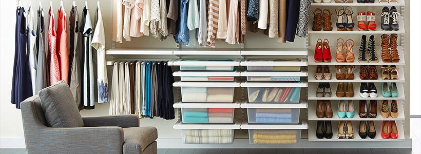 Функциональное пространство — гардеробные системы Larvij: популярные модели, варианты размещения и цены