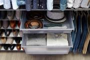 Фото 5 Функциональное пространство — гардеробные системы Larvij: популярные модели, варианты размещения и цены