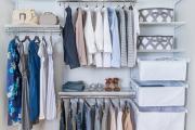 Фото 8 Функциональное пространство — гардеробные системы Larvij: популярные модели, варианты размещения и цены