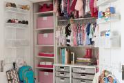 Фото 9 Функциональное пространство — гардеробные системы Larvij: популярные модели, варианты размещения и цены