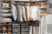 Фото 1 Функциональное пространство — гардеробные системы Larvij: популярные модели, варианты размещения и цены