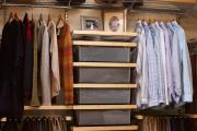 Фото 12 Функциональное пространство — гардеробные системы Larvij: популярные модели, варианты размещения и цены
