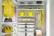 Фото 13 Функциональное пространство — гардеробные системы Larvij: популярные модели, варианты размещения и цены