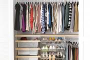 Фото 3 Функциональное пространство — гардеробные системы Larvij: популярные модели, варианты размещения и цены