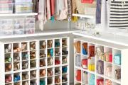 Фото 18 Функциональное пространство — гардеробные системы Larvij: популярные модели, варианты размещения и цены