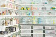 Фото 23 Функциональное пространство — гардеробные системы Larvij: популярные модели, варианты размещения и цены