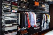 Фото 26 Функциональное пространство — гардеробные системы Larvij: популярные модели, варианты размещения и цены
