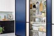 Фото 28 Функциональное пространство — гардеробные системы Larvij: популярные модели, варианты размещения и цены