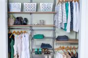 Фото 29 Функциональное пространство — гардеробные системы Larvij: популярные модели, варианты размещения и цены