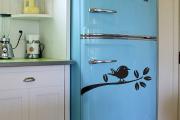 Фото 4 Курс на винтажность: обзор стильных ретро-холодильников для кухонного интерьера