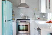 Фото 7 Курс на винтажность: обзор стильных ретро-холодильников для кухонного интерьера