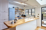 Фото 13 Курс на винтажность: обзор стильных ретро-холодильников для кухонного интерьера