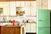 Фото 18 Курс на винтажность: обзор стильных ретро-холодильников для кухонного интерьера