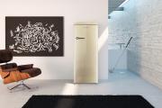 Фото 20 Курс на винтажность: обзор стильных ретро-холодильников для кухонного интерьера