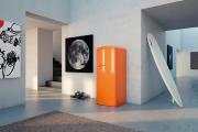 Фото 21 Курс на винтажность: обзор стильных ретро-холодильников для кухонного интерьера