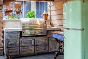 Фото 22 Курс на винтажность: обзор стильных ретро-холодильников для кухонного интерьера