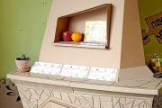 Фото 11 Как сделать камин из коробок своими руками: пошаговая инструкция и 60+ простых идей декора
