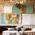 Акцент на стены: обзор стильных и современных картин в стиле лофт для интерьера фото
