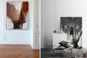 Фото 2 Акцент на стены (80+ идей): обзор стильных и современных картин в стиле лофт для интерьера