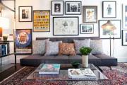 Фото 8 Акцент на стены: обзор стильных и современных картин в стиле лофт для интерьера