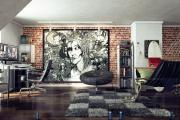 Фото 4 Акцент на стены (80+ идей): обзор стильных и современных картин в стиле лофт для интерьера