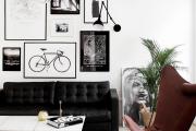 Фото 14 Акцент на стены (80+ идей): обзор стильных и современных картин в стиле лофт для интерьера