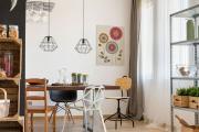 Фото 31 Акцент на стены (80+ идей): обзор стильных и современных картин в стиле лофт для интерьера