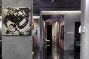 Фото 21 Акцент на стены (80+ идей): обзор стильных и современных картин в стиле лофт для интерьера
